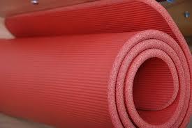 thick mat